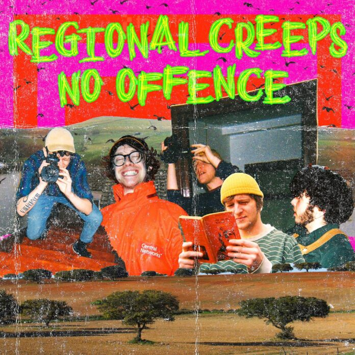 Regional Creeps No Offense COVER