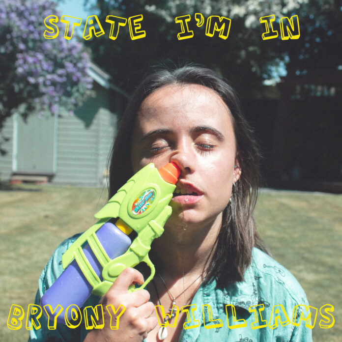 Review of Bryony Williams' new EP, State I'm In