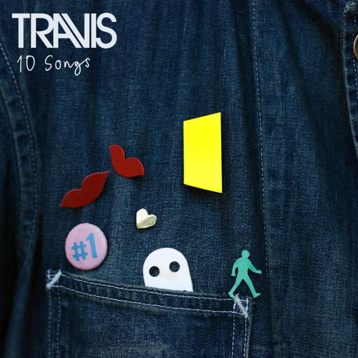 Travis: 10 Songs Album Cover
