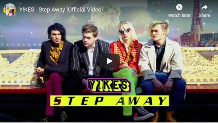 Y!kes - Step Away