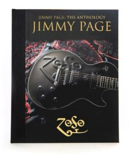 Jimmy Page: The Anthology – Jimmy Page – book review