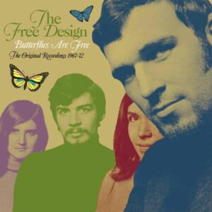 The Free Design – Butterflies Are Free – album review