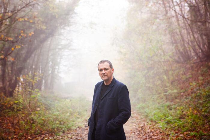 Wolverhampton singer-songwriter Jim Hudson