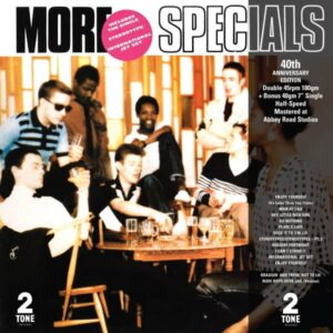 The Specials: More Specials (40th Anniversary half speed master edition) – album review