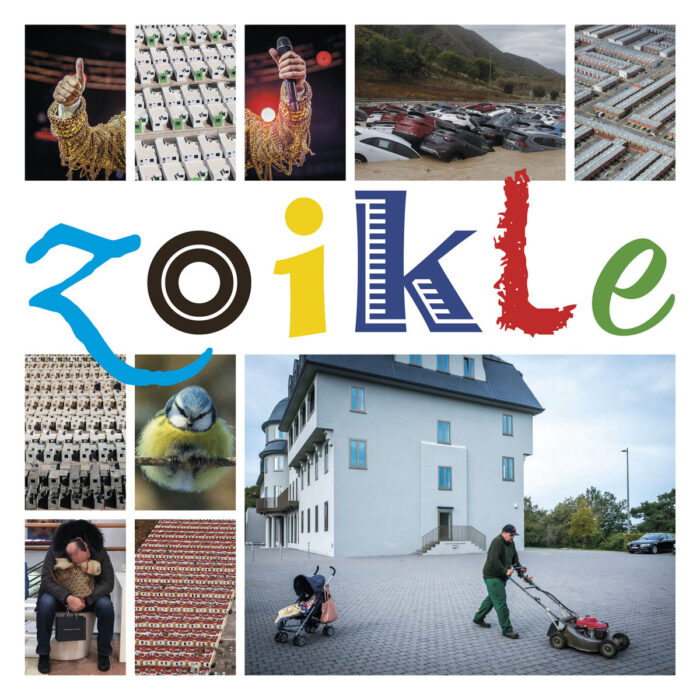 Zoikle – Zoikle – LP Review