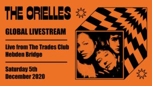 The Orielles to play global livestreamed gig at Hebden Bridge Trades Club