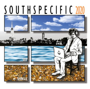 South Specific 2020: 3 CD set of Portsmouth bands 1980 & 2020