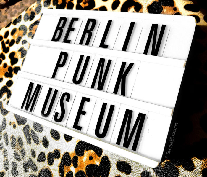 Plans for a new Berlin Punk Museum are afoot