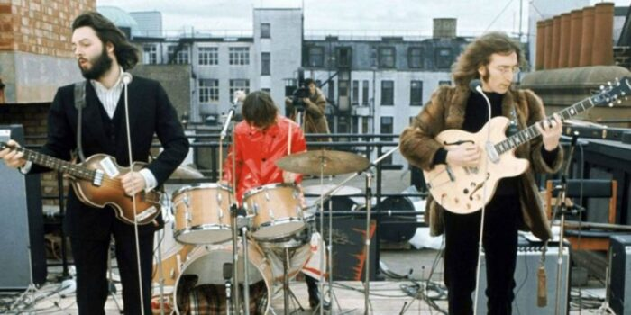 WATCH THIS! Exclusive 5 minute clip of Peter Jackson's 'The Beatles -Get Back'