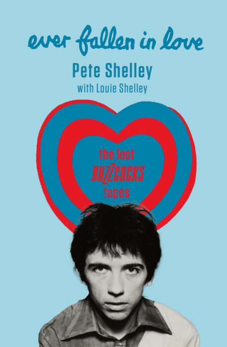 Pete Shelley book