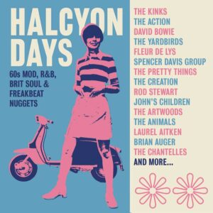 Various Artists – Halcyon Days – album review