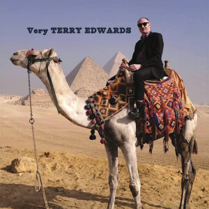 Very Terry Edwards - Cover
