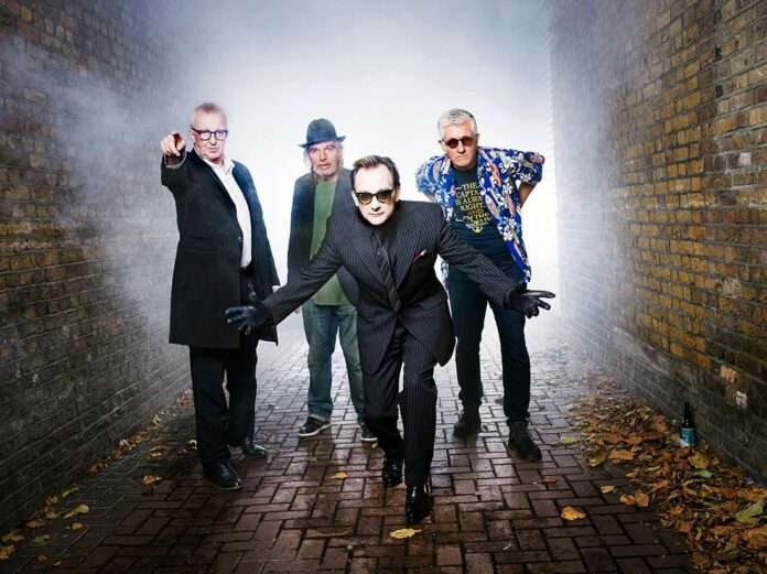 Brian James & The Damned