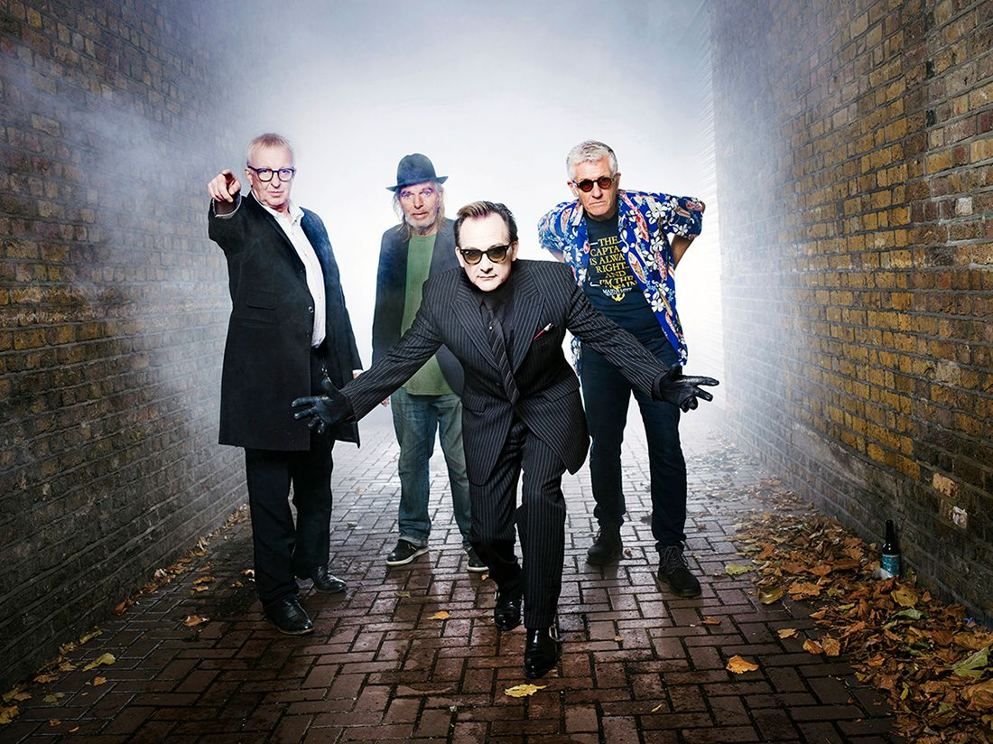 The Damned Reunion – Brian James Interview