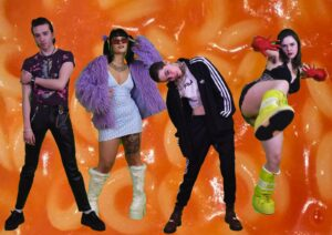 The Red Stains: Freezer Jesus – single review and video.