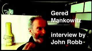 WATCH THIS! In depth interview with legendary rock photographer Gered Mankowitz by John Robb