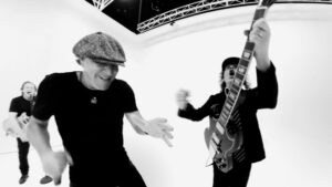 Watch this! Rock legends AC/DC release Realize as new single