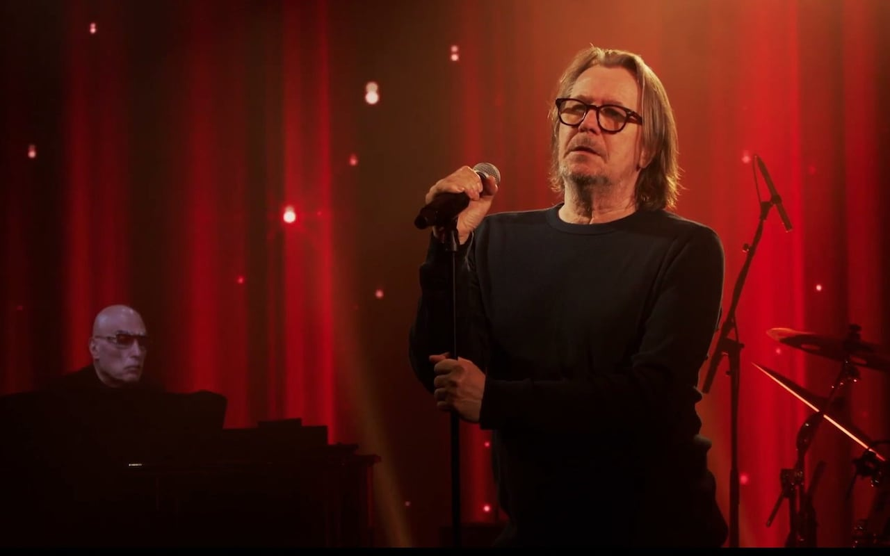 Gary Oldman - Bowie Celebration 2021
