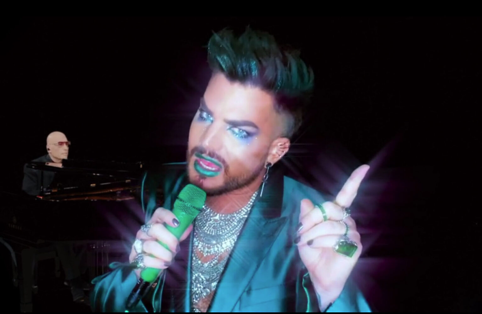 Adam Lambert - Bowie Celebration 2021