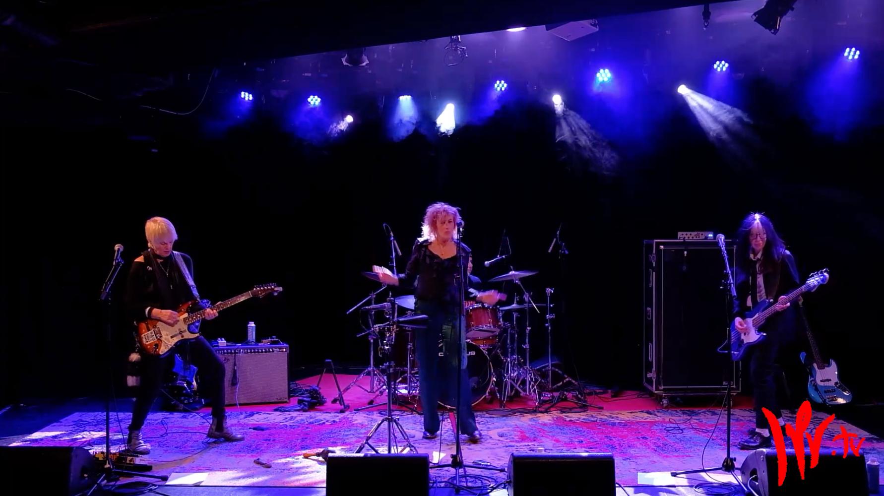 Bush Tetras Live Stream LPR band
