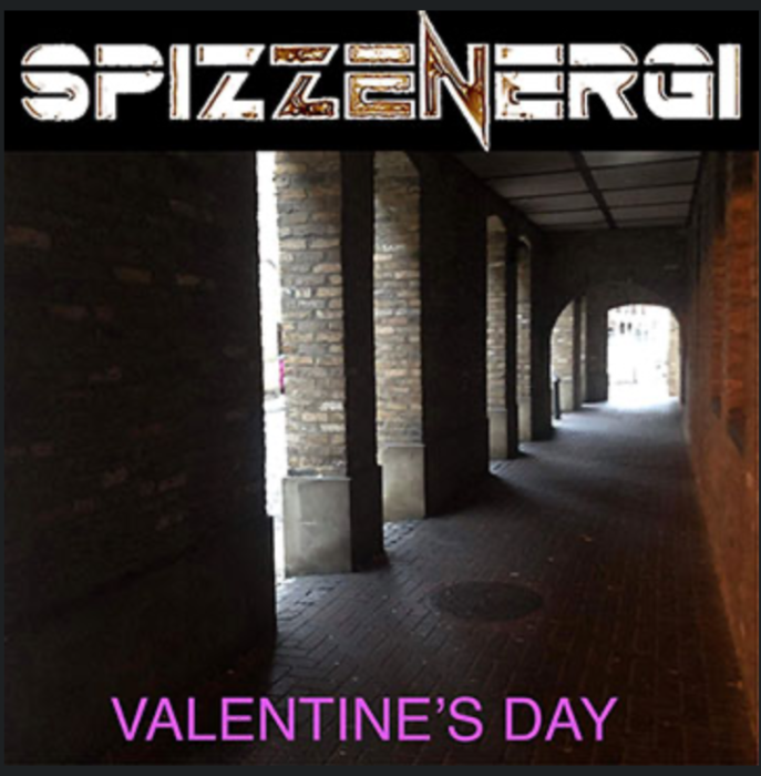 Spizzenergi new single! great version of Bowie's 'Valentines Day'