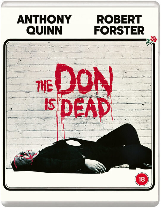 The Don Is Dead – film review