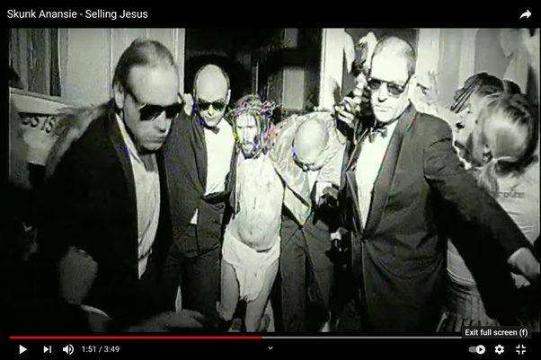 Stewart Lee's King Rocker on Sky Arts 6th Feb – Lost footage of Robert Lloyd & Jesus Christ found!