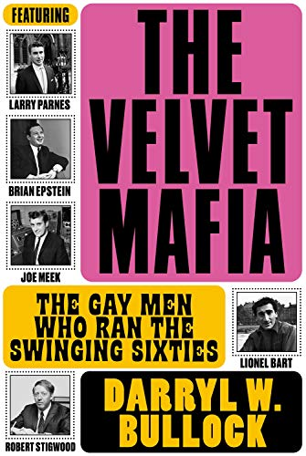 The Velvet Mafia book cover