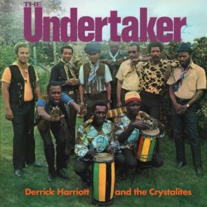 The Crystalites: The Undertaker – album review