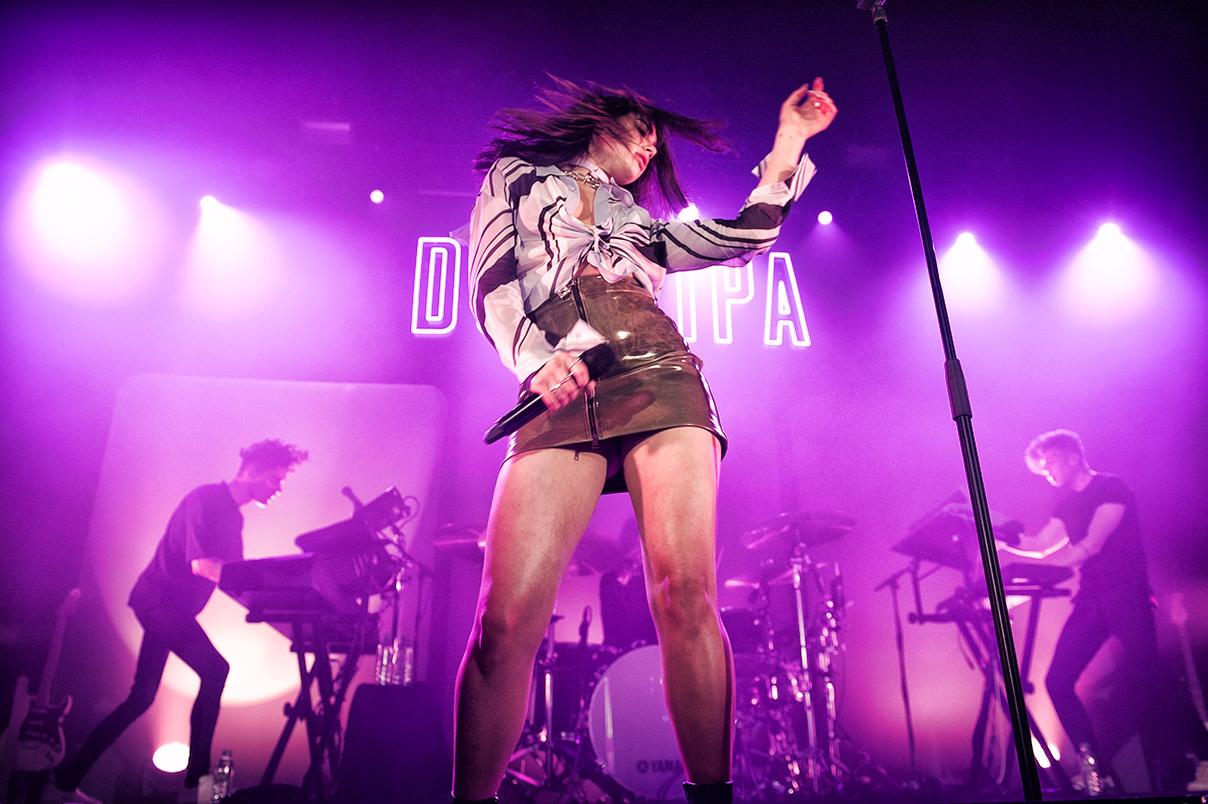 A celebration of British pop music
