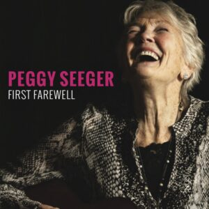 Watch this: Folk legend Peggy Seeger releases new album and video recorded with her two sons
