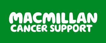 Raising money for Macmillan Cancer Trust