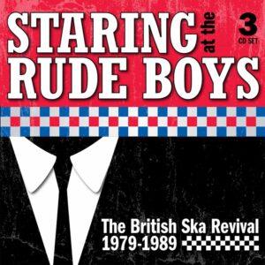 Various: Staring At The Rude Boys: The British Ska Revival (1979-1989)- album review