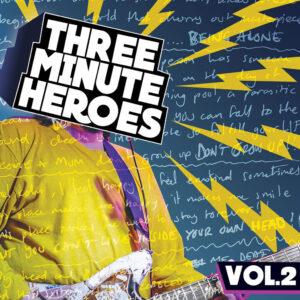 Various Artists: Three Minute Heroes Vol 2 – album review