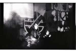Listen to this! Crass release more remixes in aid of Refuge
