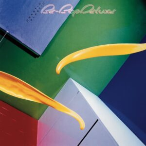 Be Bop Deluxe – Drastic Plastic – album review