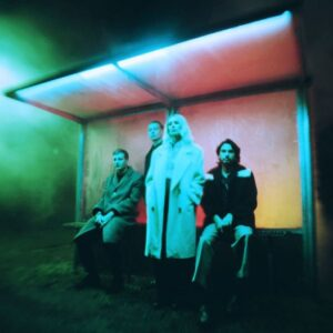 Watch this: Wolf Alice are back with their hugely anticipated third album Blue Weekend