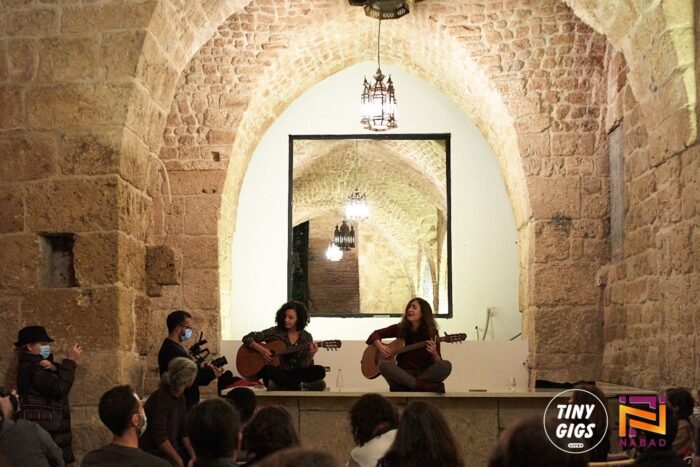 The Beirut jam sessions : music brings hope to the shattered capital of Lebanon