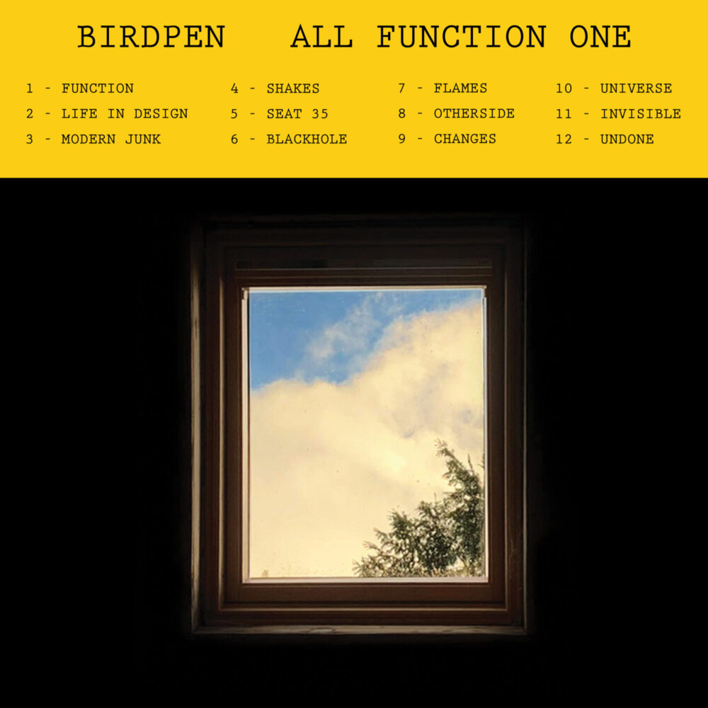 BirdPen: All Function One – album review