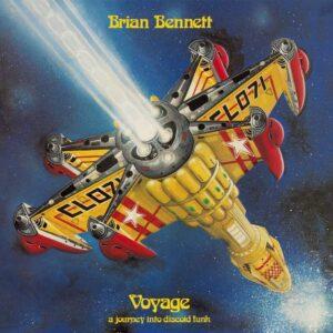 Brian Bennett: Voyage – album review