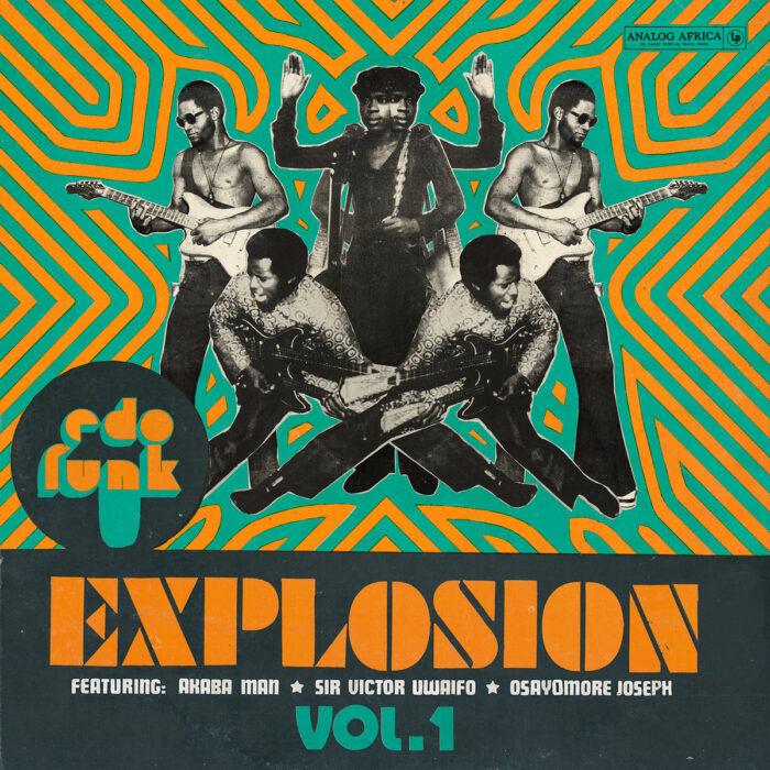 Edo Funk Explosion Volume 1 – Review