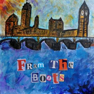 Jamie Holmes: From the Boots – single review