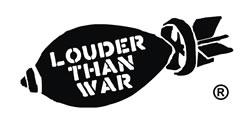 Louder Than War Footer Logo