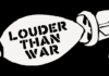 Louder Than War Neck Label