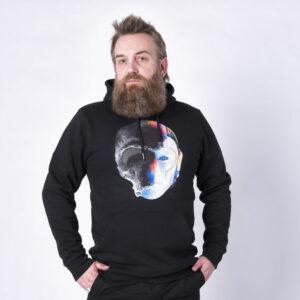 Men's AI Skull - Black - Martin
