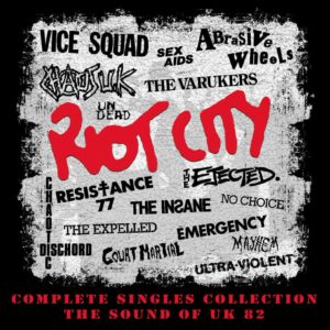 Various – Riot City Complete Singles -album review