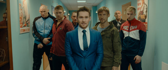 Russian Raid – film review