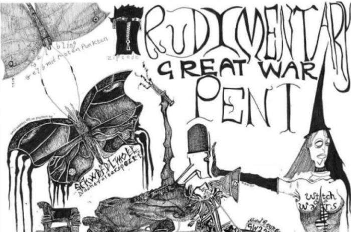 Rudimentary Peni announce new album
