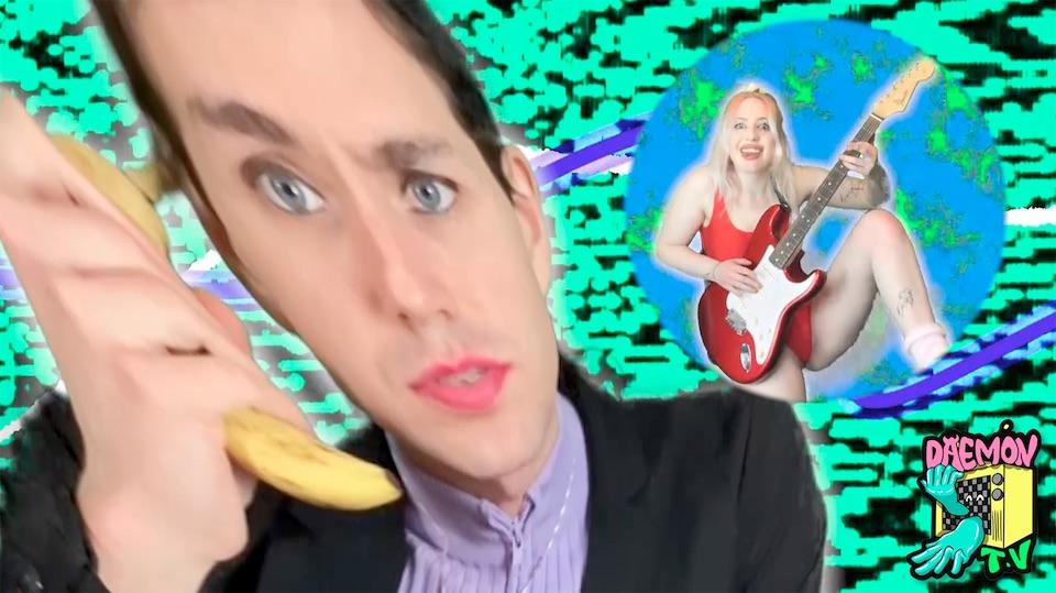 Watch this! Pop misfits Du Blonde and Ezra Furman release new video