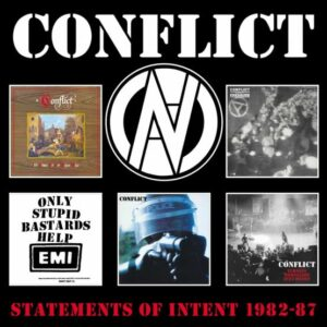 Conflict Statements of Intent